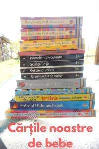 Cărțile noastre de bebe